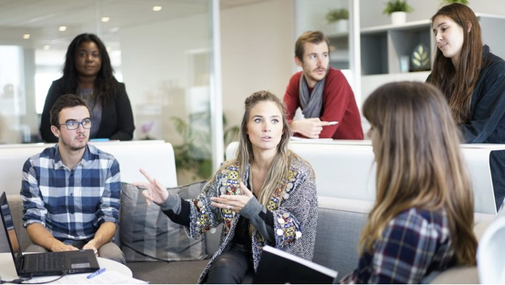 building trust and healthy conflict in teams at work
